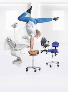 Sit healthy, work comfortable